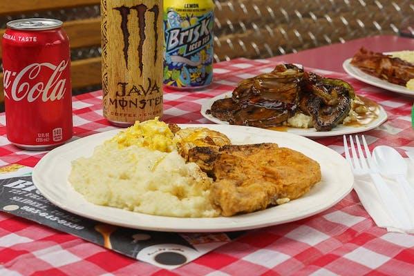 Champions Breakfast Plate