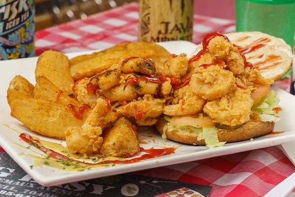 Jumbo Shrimp Combo