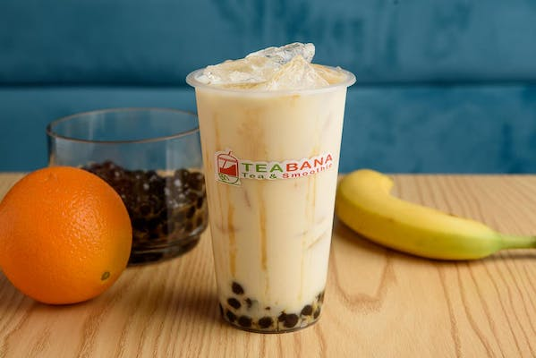 Classic Oolong Bubble Tea