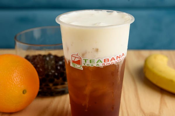 Creamy Black Tea
