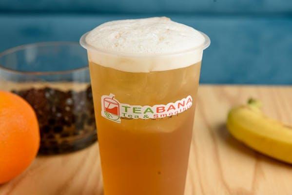 Bayou Oolong Tea