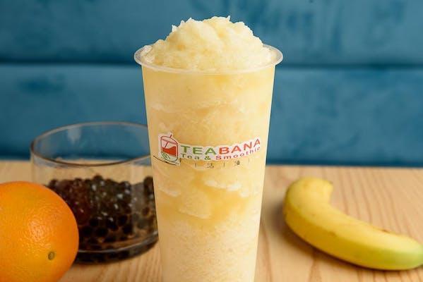 Pineapple Paradise Smoothie Tea