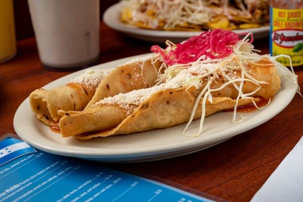 Tacos Hondureños