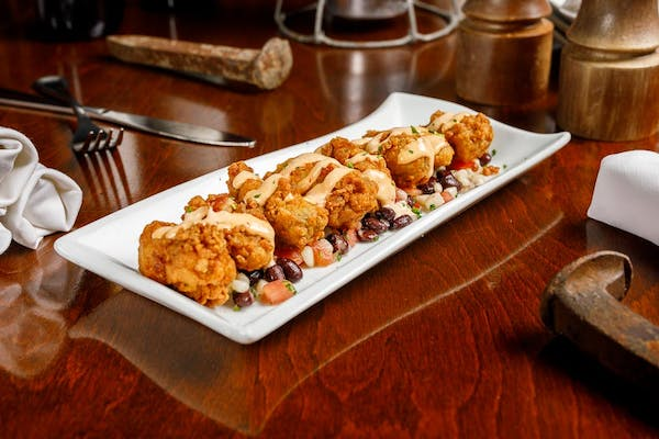 Fried Virginia Oysters