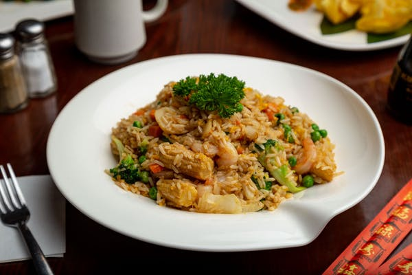 55. Chef Chen Fried Rice