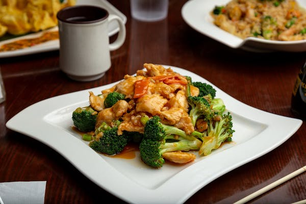 71. Chicken with Broccoli