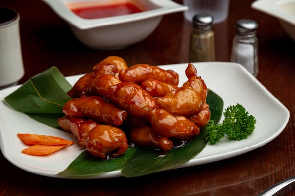 82. Honey Chicken
