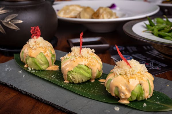 Spicy Tuna Dumpling