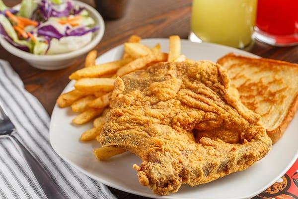 Fried Pork Chop Basket