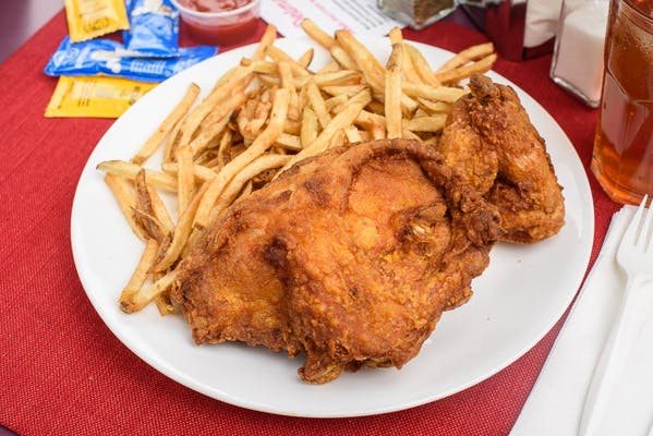 (2 pc.) Fried Chicken