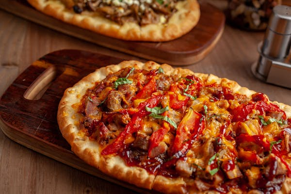 Southern Pulled Pork Flatbread