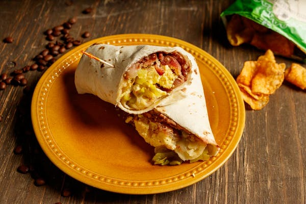 NM Breakfast Burrito