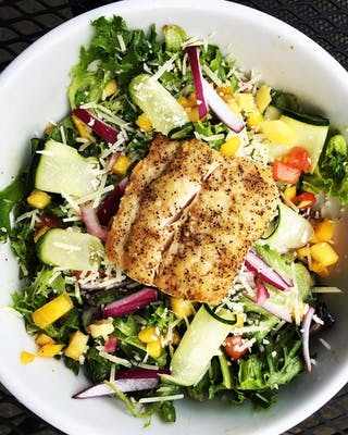 Parmesan Honey Salad