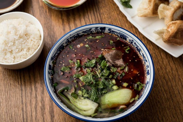Spicy Lanzhou Beef Noodle
