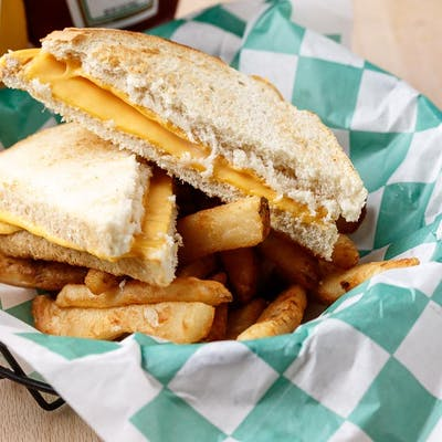 Grilled Cheese Sandwich (Adult)
