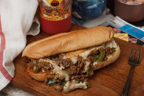 Philly Beef Sandwich