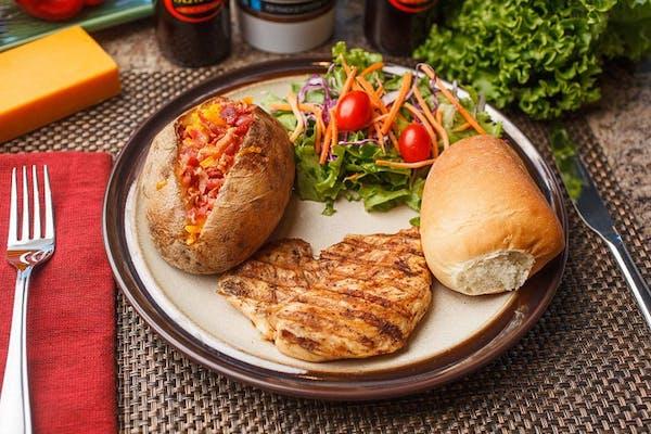 Lunch Grilled Chicken Fillet
