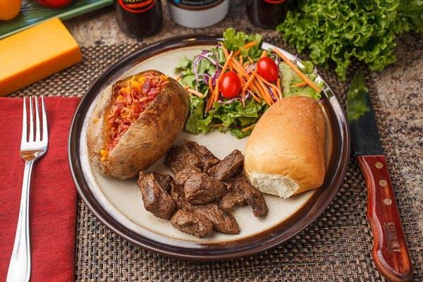 Lunch Sirloin Steak Tips