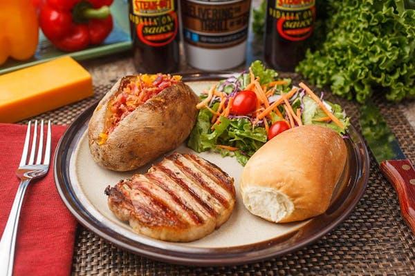 Lunch Pork Chop