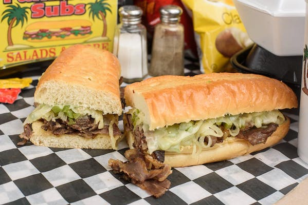 24. Palmetto Philly & Cheese Sandwich