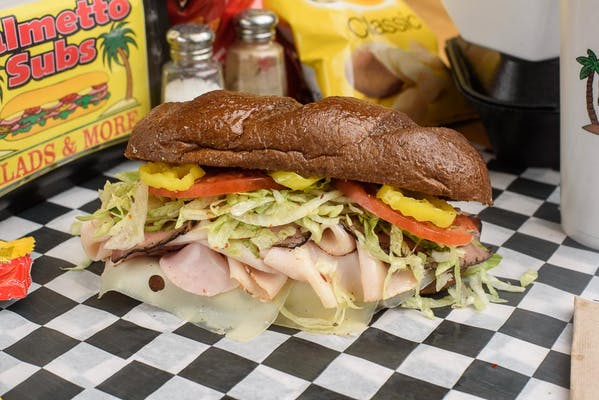 27. Palmetto Trio Sandwich