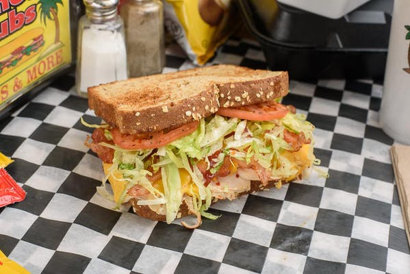 31. Carolina BLT Sandwich