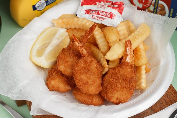 11. (8 pc.) Fried Shrimp