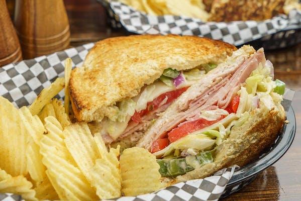 Legacy Club Sandwich
