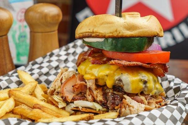 The Big Ole Burger