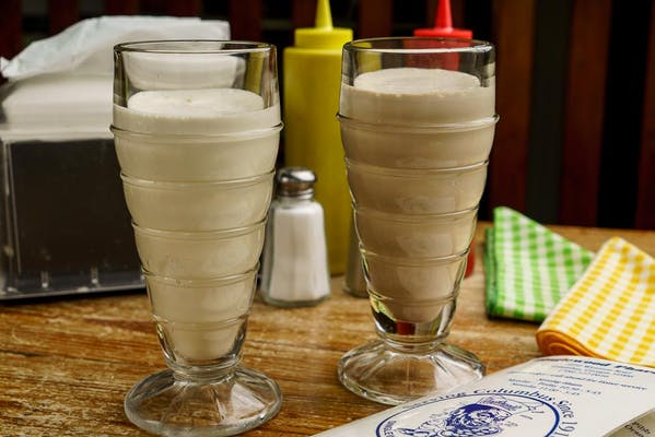 Extra-Thick Milkshake