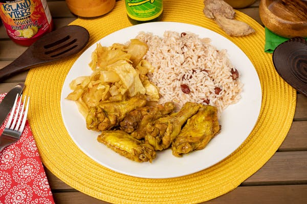 Curry Chicken Meal