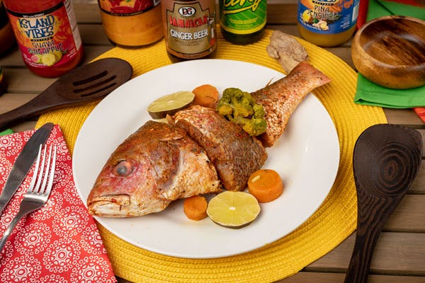 Red Snapper Meal