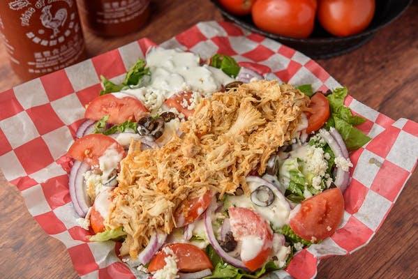 22. Grilled Chicken Salad