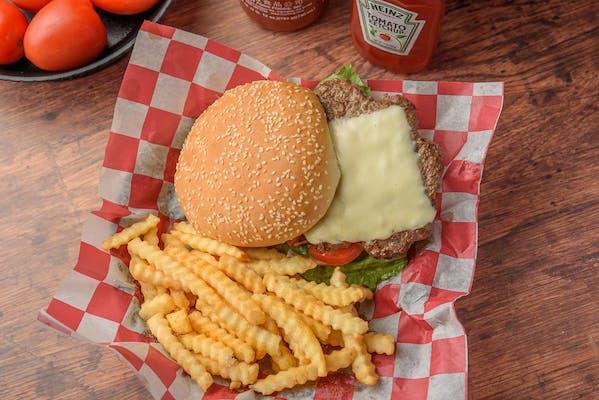 10. Cheeseburger