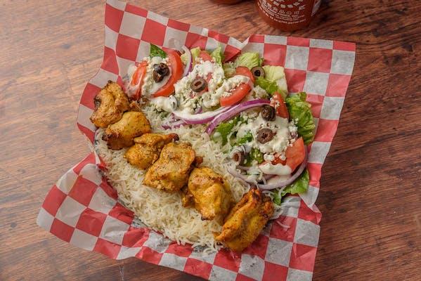 13. Chicken Kabob