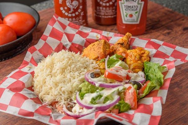 16. Chicken Tikka Korma