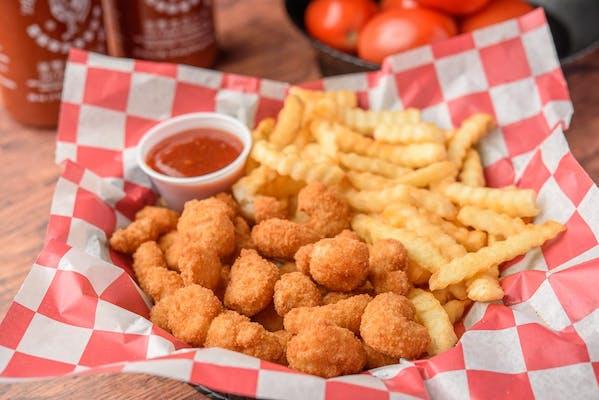 20. Fried Shrimp Basket