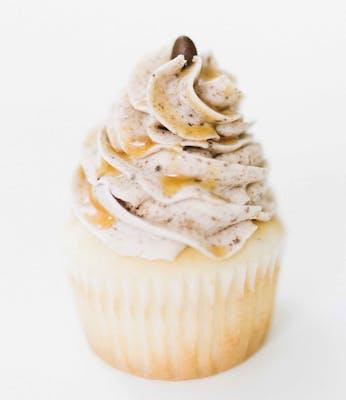 Caramel Frappé Mini Cupcakes - Dozen