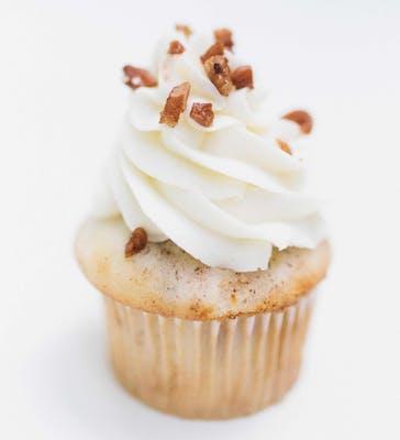 Carrot Cake Mini Cupcakes - Dozen