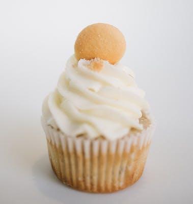 Nana's Banana Pudding Mini Cupcakes - Dozen
