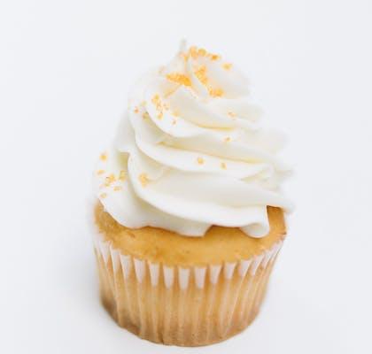 Orange Julius Mini Cupcakes - Dozen