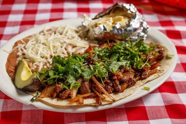 #3 Steak Tacos