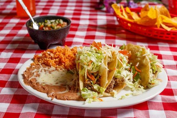 #5 Fried Tacos