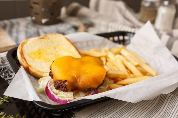 Pully Cheeseburger