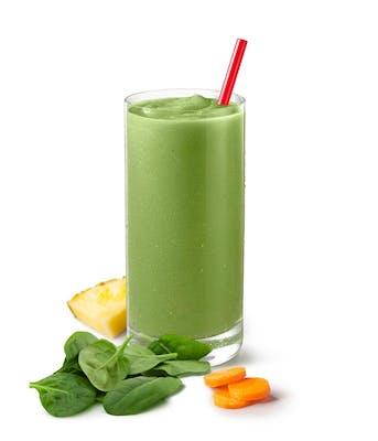 Vegan Pineapple Spinach