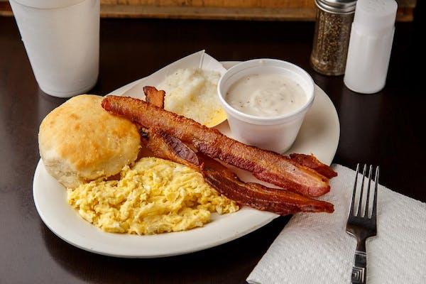 Breakfast Platter with Protein