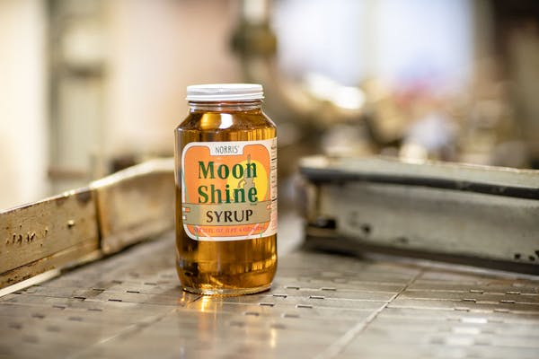 Norris' Moonshine Syrup