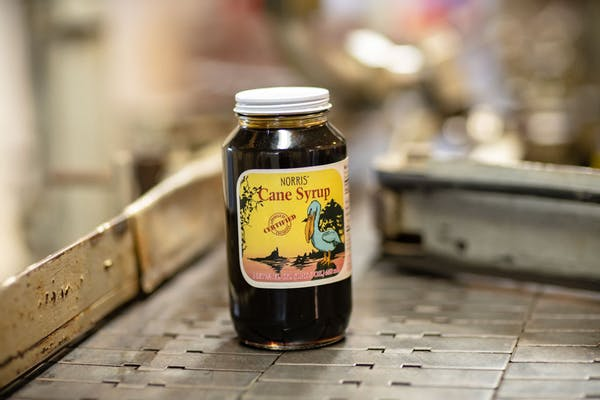 Norris' Cane Syrup