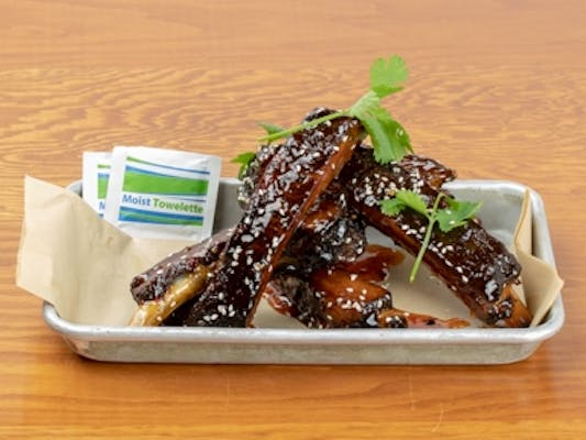 Spicy Thai Ribs