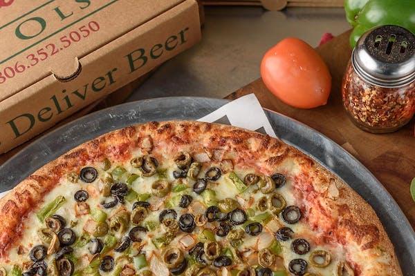 Veggie-Nator Pizza
